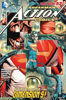Action Comics Vol. 2 (2011-2016) #18