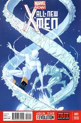 All-New X-Men Vol. 1 (Variant Cover) #1.6