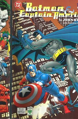 Batman & Captain America