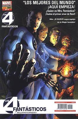 Los 4 Fantásticos / Los Cuatro Fantásticos Vol. 7 (2008-) (Grapa 24-48 pp) #11