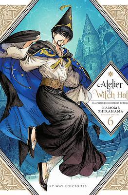 Atelier of Witch Hat - El atelier de sombreros de mago (Edición especial) (Rústica con sobrecubierta) #6