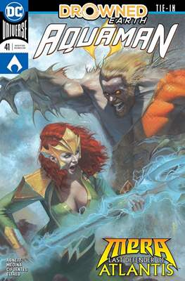 Aquaman Vol. 8 (2016-) #41