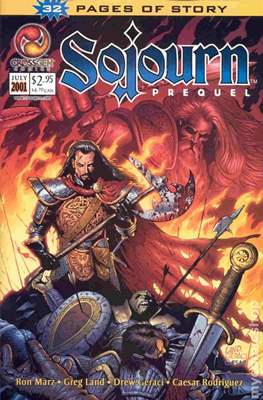 Sojourn (Comic-book) #Prequel