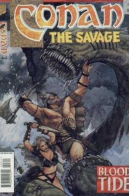 Conan the Savage (Grapa 48-52 pp) #3
