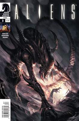 Aliens (Comic Book) #3