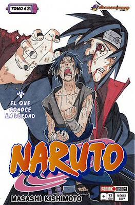 Naruto (Rústica) #43