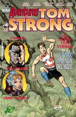 Aventuras de Tom Strong (2003-2004) (Grapa 24-32 pp) #4