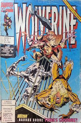 Wolverine (Rustica) #5