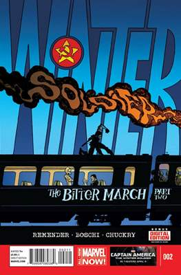 Winter Soldier: The Bitter March (2014) #2