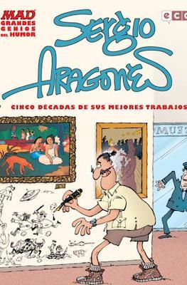 Sergio Aragonés: Cinco Décadas de Sus Mejores Trabajos