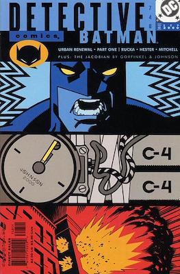 Detective Comics Vol. 1 (1937-2011; 2016-) (Comic Book) #748