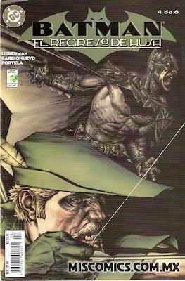 Batman. El regreso de Hush (Rústica) #4