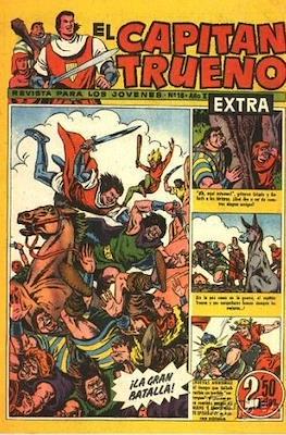 El Capitán Trueno Extra (Grapa, 40 páginas (1960-1968)) #18