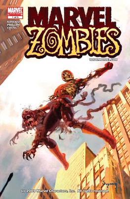 Marvel Zombies (Comic-book) #1