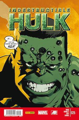 El Increíble Hulk Vol. 2 / Indestructible Hulk / El Alucinante Hulk / El Inmortal Hulk (2012-) (Comic Book) #25