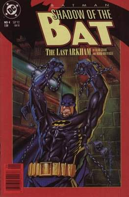 Batman: Shadow of the Bat (Comic book) #4