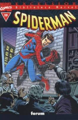 Biblioteca Marvel: Spiderman (2003-2006) (Rústica 160 pp) #19