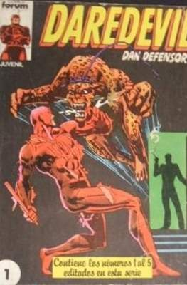 Daredevil (Vol.1) (Retapado Rústica) #1