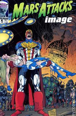 Mars Attacks Image (1996-1997) (Comic Book) #4