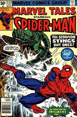 Marvel Tales (Comic Book) #122