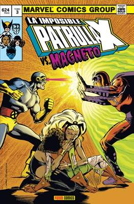 La Imposible Patrulla-X. Marvel Gold (Omnigold) (Cartoné) #3