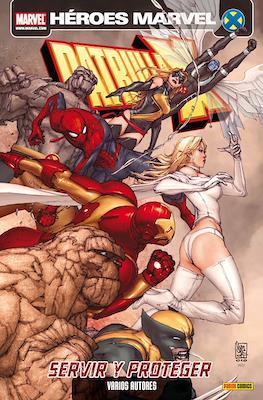 Patrulla-X: Servir y proteger - Héroes Marvel