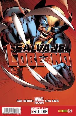 Lobezno Vol. 5 / Salvaje Lobezno / Lobeznos / El viejo Logan Vol. 2 (2011-2019) (Grapa) #29