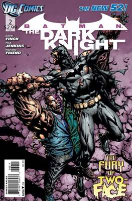 Batman: The Dark Knight Vol. 2 (2012-2015) #2