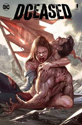 DCeased (Variant Covers) #1.6
