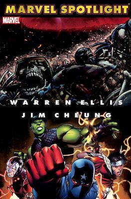Marvel Spotlight: Warren Ellis/Jim Cheung