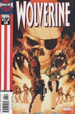 Wolverine / Dark Wolverine (2003-2010) (Comic Book) #34