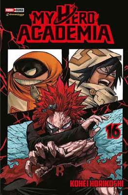 My Hero Academia (Rústica) #16