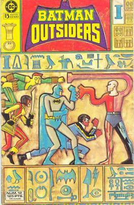 Batman y los Outsiders / Los Outsiders (1986-1988) (Grapa, 34 páginas) #12