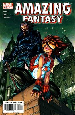Amazing Fantasy Vol 2 (2004-2005) (Serie Regular, grapa, 48 páginas) #4