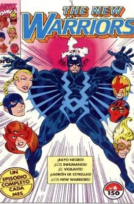 The New Warriors vol. 1 (1991-1995) (Grapa. 17x26. 24 páginas. Color. (1991-1995).) #6