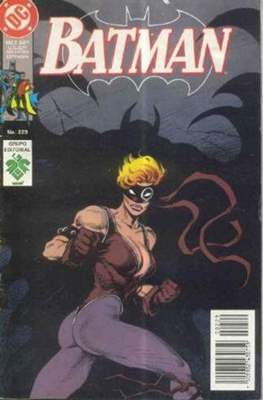 Batman (1987-2002) (Grapa) #229
