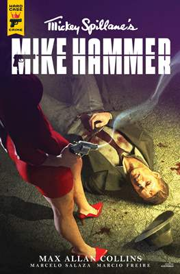 Mike Hammer (Comic Book) #4