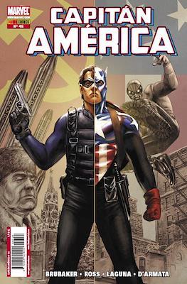 Capitán América Vol. 7 (2005-2011) (Grapa) #45