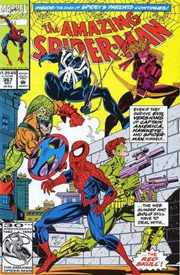 The Amazing Spider-Man Vol. 1 (1963-1998) (Comic-book) #367