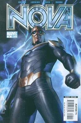 Nova Vol. 4 (Comic-Book) #8