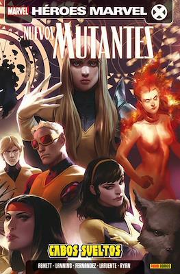 Nuevos Mutantes Vol. 2 (2010-2013). Héroes Marvel (Rústica 160 pp) #4