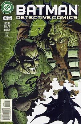 Detective Comics Vol. 1 (1937-2011; 2016-) (Comic Book) #705