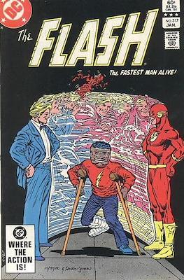 Flash Vol. 1 (1959-1985) (Comic Book 32 pp) #317