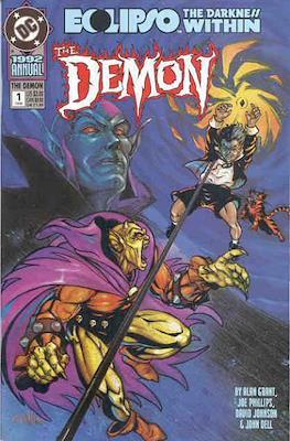 The Demon Annual (grapa) #1