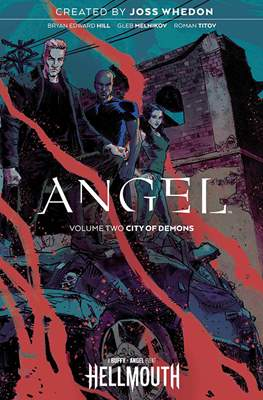 Angel (2019-) (Softcover 128 pp) #2