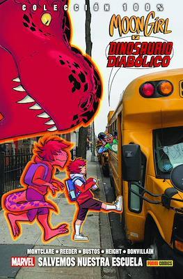 Moon Girl y Dinosaurio Diabólico. 100% Marvel HC #6
