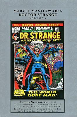 Marvel Masterworks: Doctor Strange (Hardcover) #4