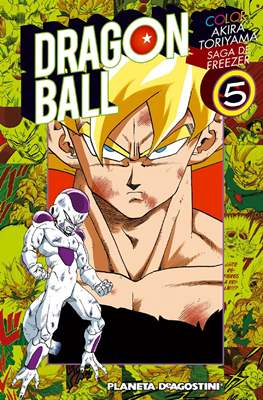 Dragon Ball Color: Saga de Freezer #5
