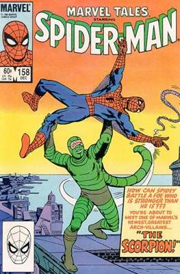 Marvel Tales (Comic Book) #158