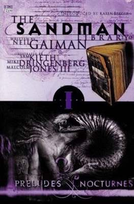 The Sandman Library (Hardcover) #1